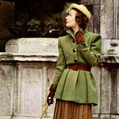 Find Three Different Types of 1940s Victory Dress