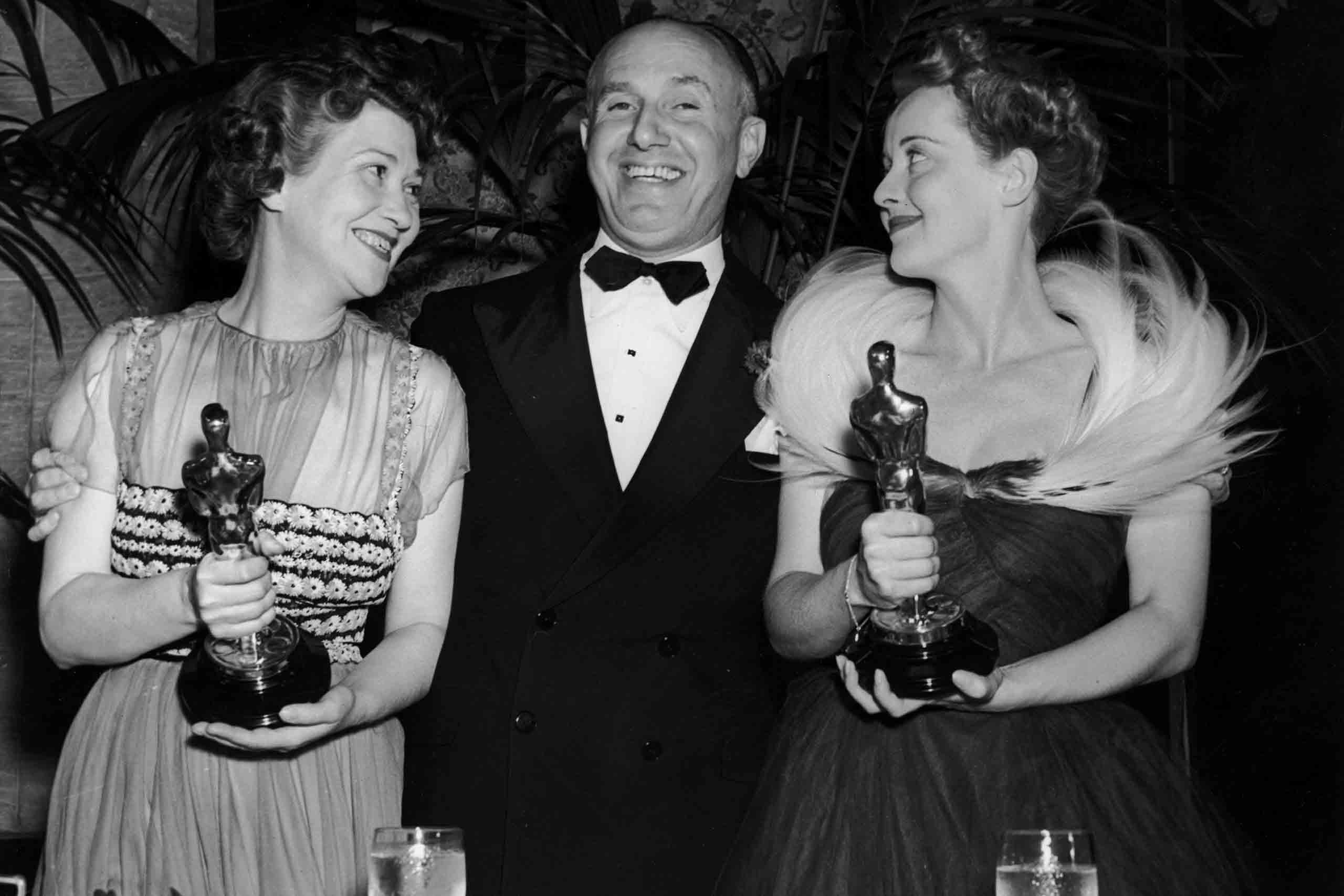 1950s Oscars Fashion