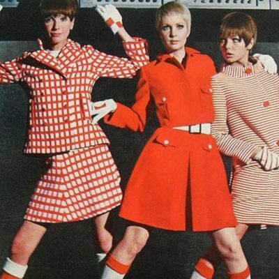 How to Dress 1960s Mod Style