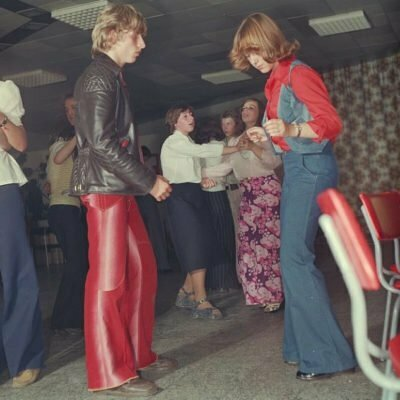 How to Style 1970s Vintage Pants