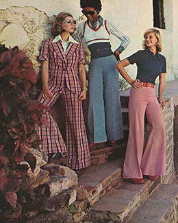 1970s women fashion