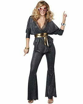 California Costumes Women's Disco Dazzler Adult Woman Costume