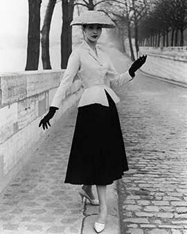 Christian Dior's style