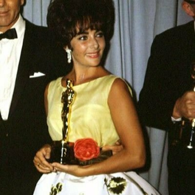 Top Vintage Dresses from 1960s Oscar Awards