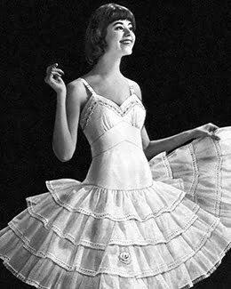 petticoat 50s