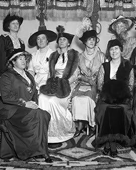 1915 women's dress