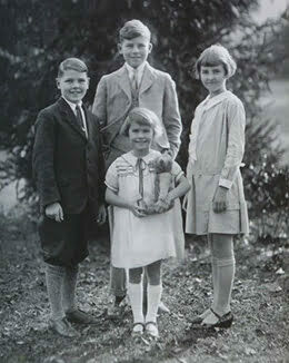 1930s children fashion