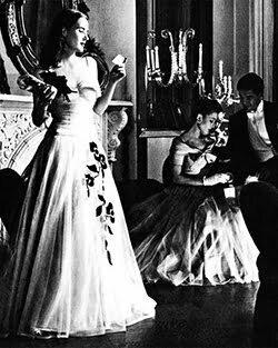 1940s Evening Dresses