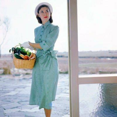 1940s Shirt Dress Guide