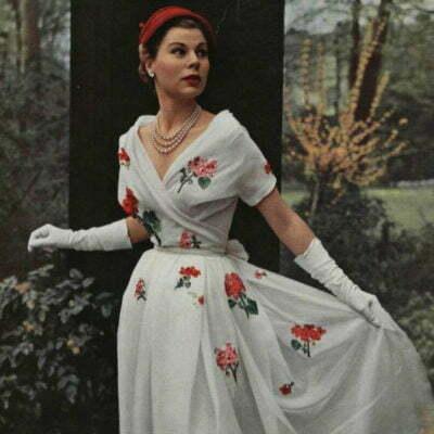 Vintage Outfit Ideas – White Dresses