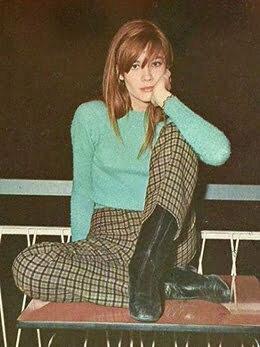 1960s Cigarette Pants