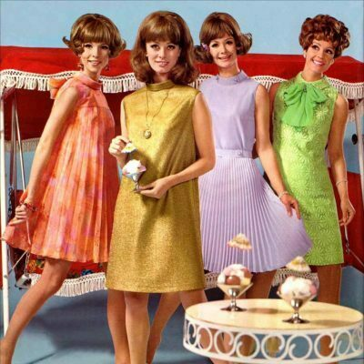 How to Make a 1960s Dress