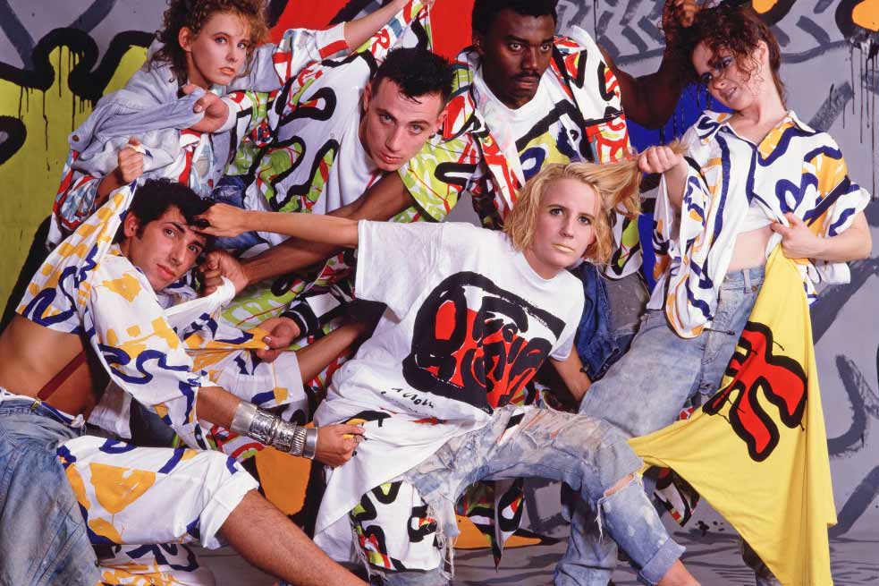 1980s london fashion