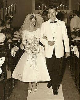 A line style wedding dress