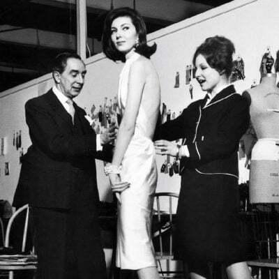 Norman Norell, 'the American Balenciaga'