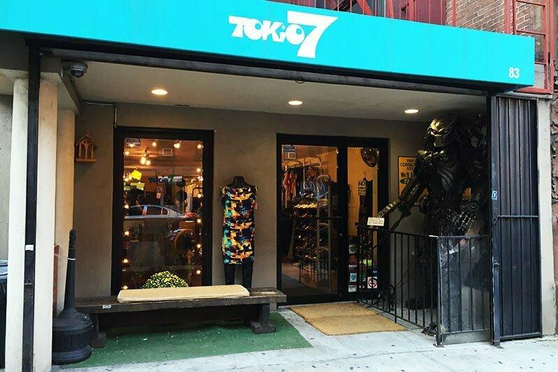 Vintage shop Tokio7