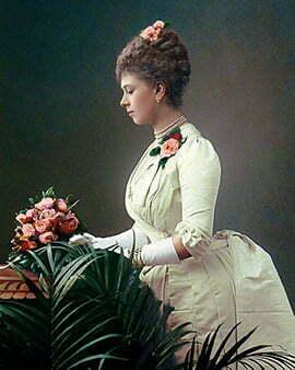 Victorian Women's Fashion