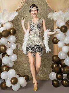 1920s party dresses
