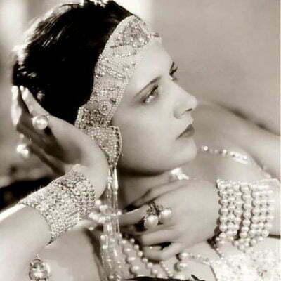 How to Make a Gatsby 1920s Headband