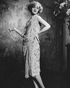 1920s ball gown dress