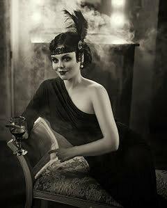 1920s flapper