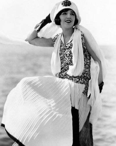1920s tops