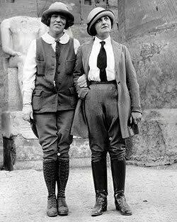 1920s Women's Suits