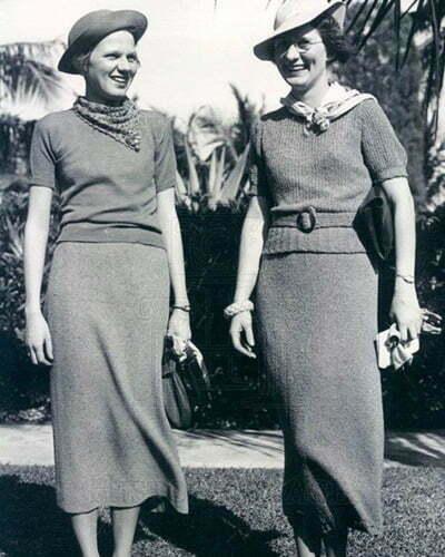 1930s women's tops
