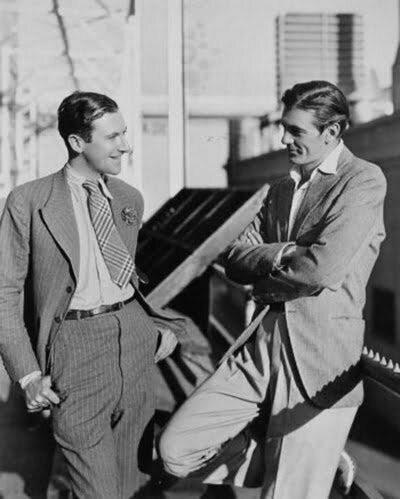1930s men's ties