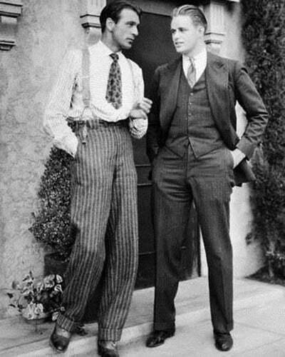 1939s men's shirts