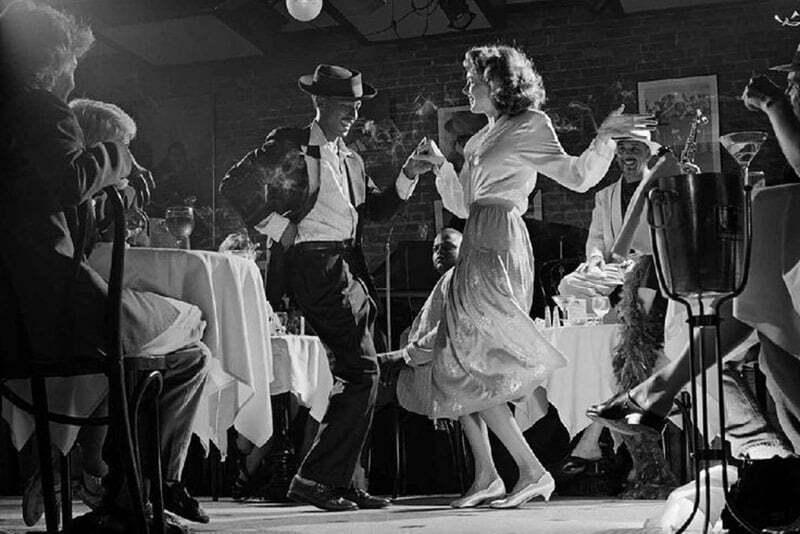 1940s ball gown dress