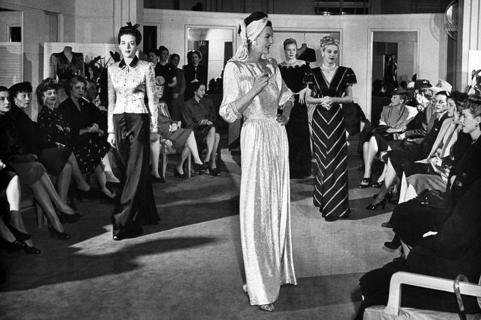 1940s Party Dresses for Women