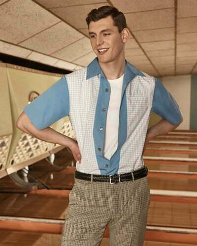 1950s men's shirts