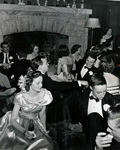 1950s party outfits