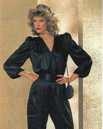 1980s jumpsuits