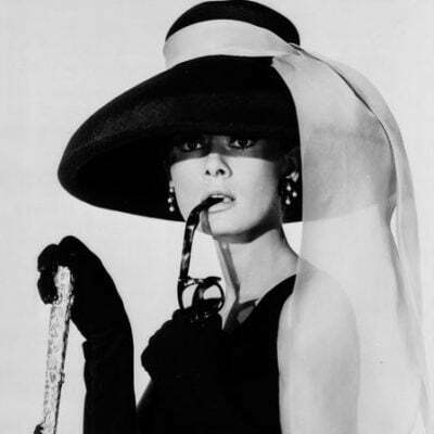 What Hat to Wear with an Audrey Hepburn Dress?