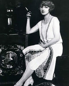 1920s Skirts and Tops - What to Wear with a Skirt