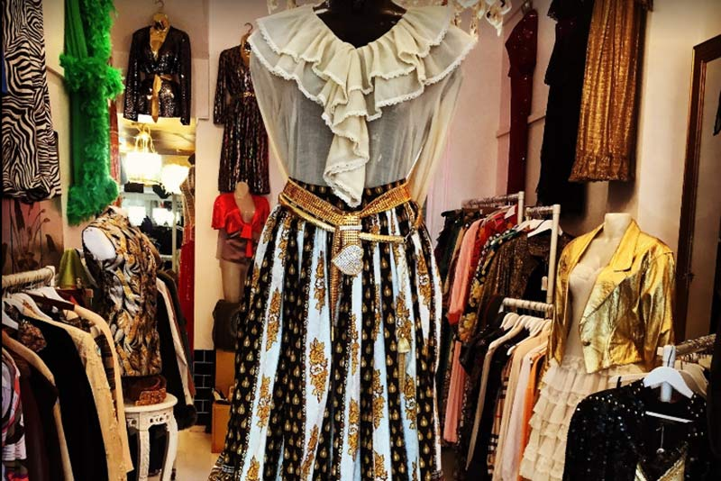 Vintage Clothing Stores