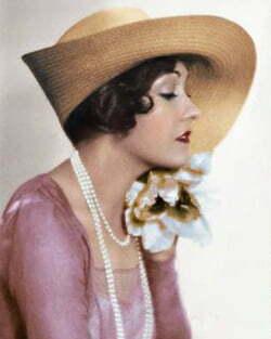 1920s Women's Hats