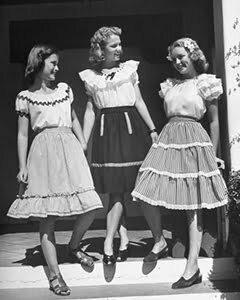 1940S Skirts