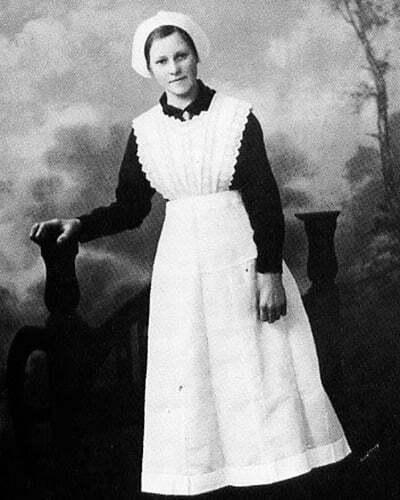 Victorian aprons