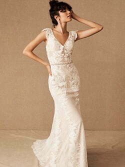 8 Roaring 20s fashion Inspired Wedding Dresses