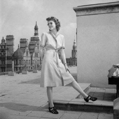 The Impact of World War II on Women's Fashion