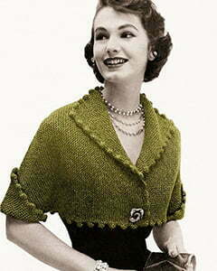 1950s clothing style