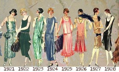 1920s Fashion Influences: Men & Women