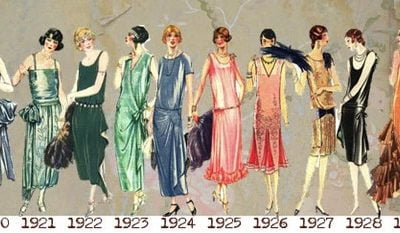 Fashion History: How Fashion Changed in the 1920s