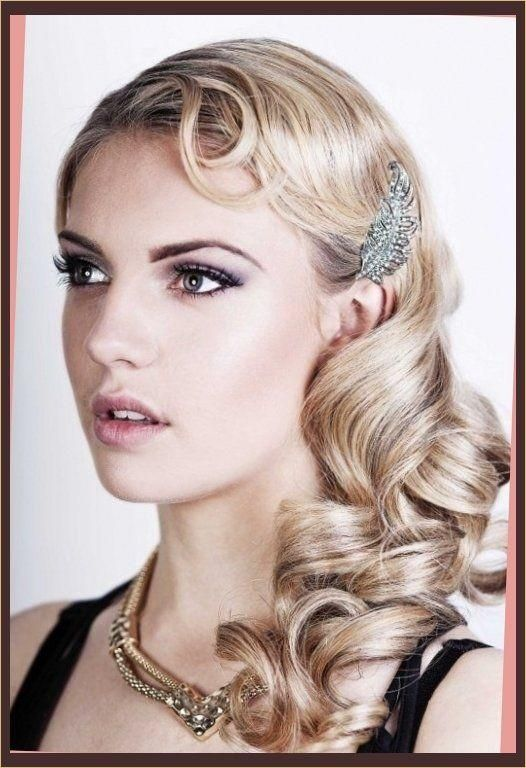 Flapper Hairstyles For Long Hair 5 Looks You Ll Love In 1920s Vintage Retro