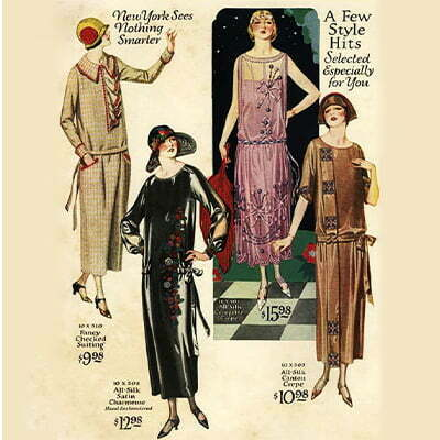 Flapper Look-Learn to Wear with The Great Gatsby