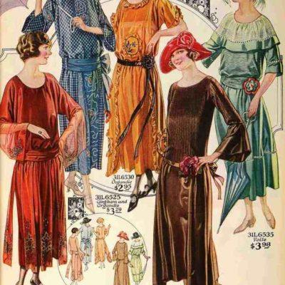 Roaring 20s Summer Dress- Create Flapper Fashion
