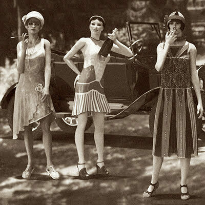 1920s Dress Style Highlights Women's Rights